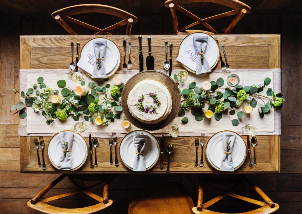 Fall ideas for table decor
