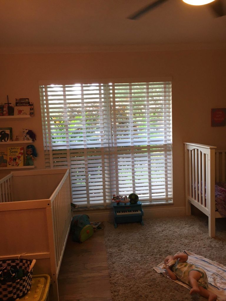 before picture for interior design for children's bedroom