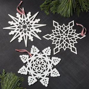 Holiday decorations for the home