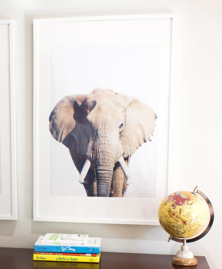 Art and how to decorate a boy room