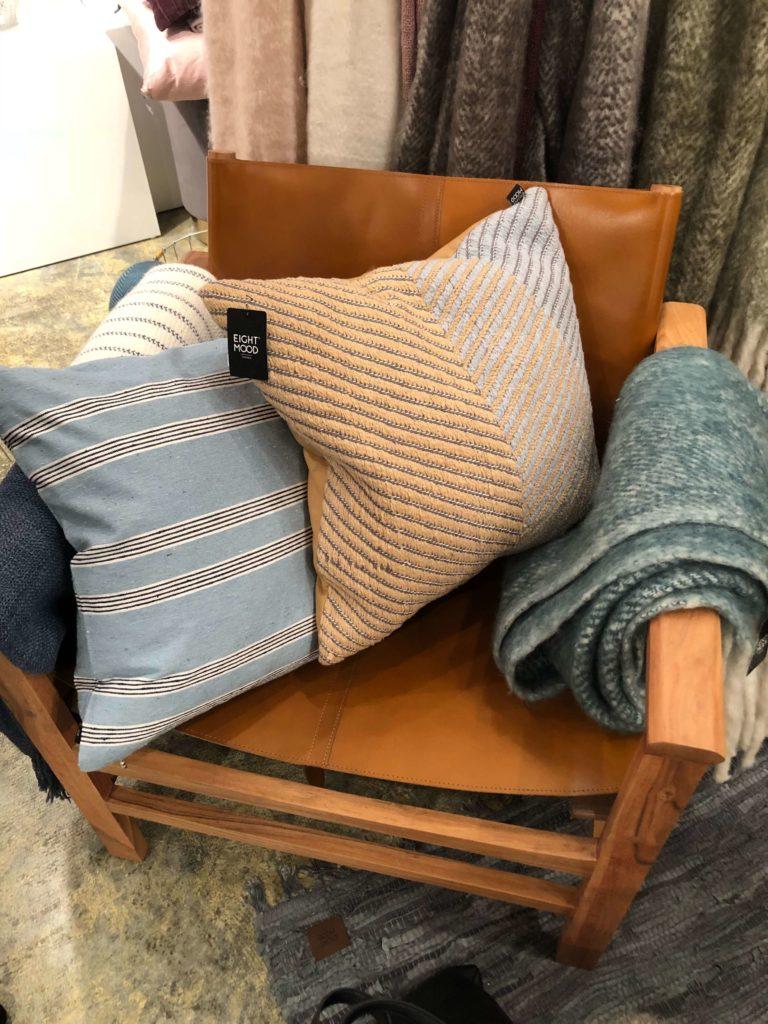 Eight Mood Pillows