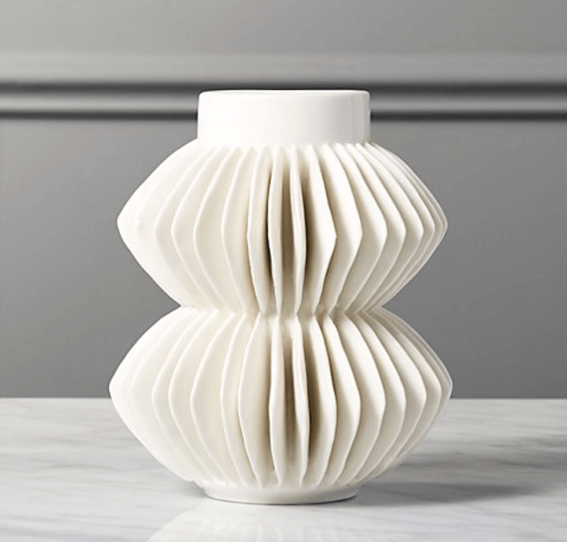 fun shaped vases - home decor 2019