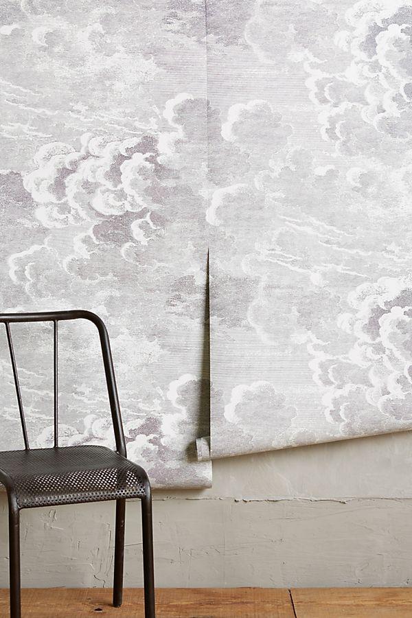 Fornasetti wallpaper design