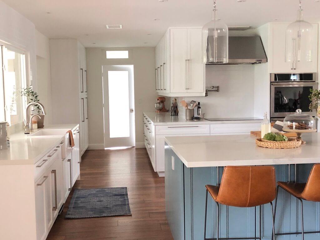 Scandinavian Design Kitchen Remodel