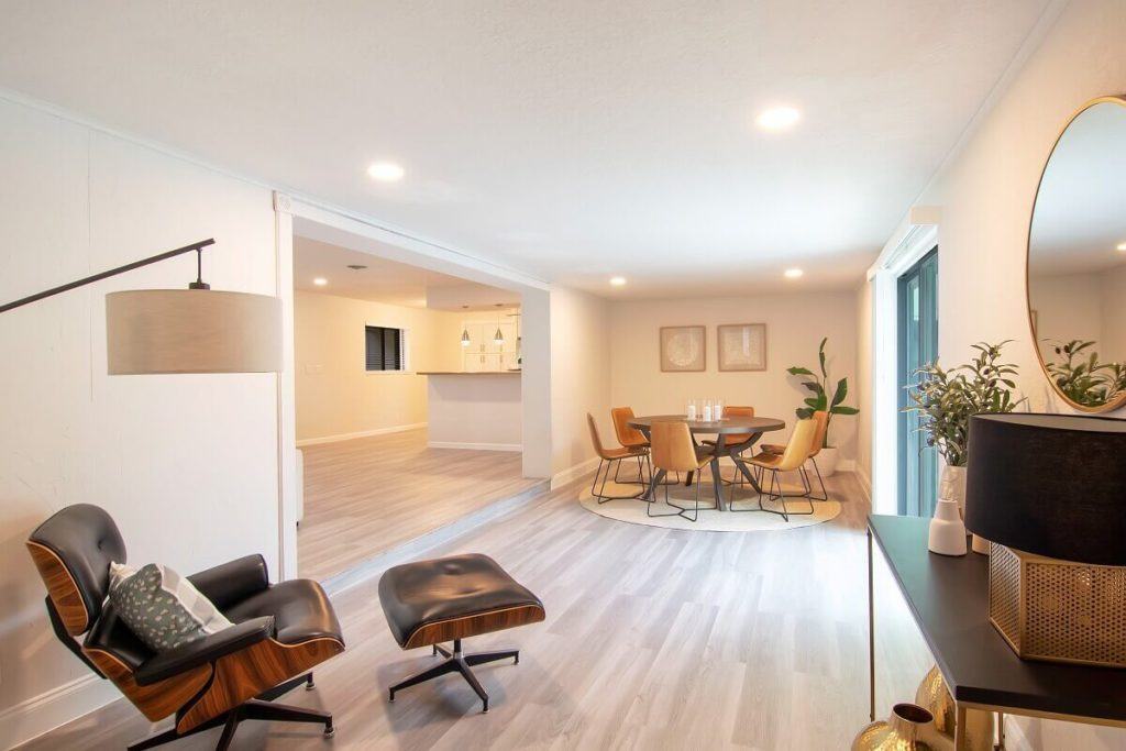 South Florida Home Staging Projects