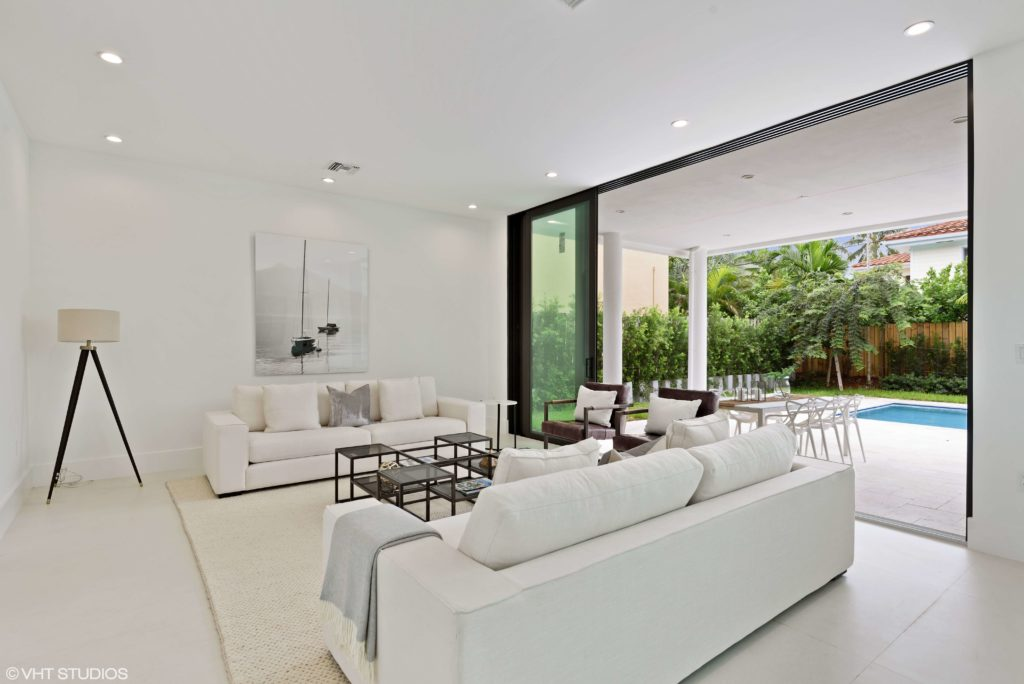 Fort Lauderdale Beach Staging