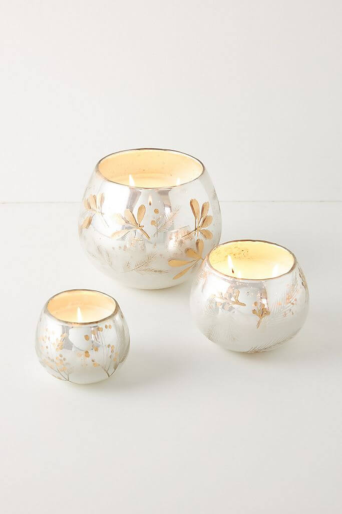TNDC Holiday Gift Guide - Hollen Glass Candle