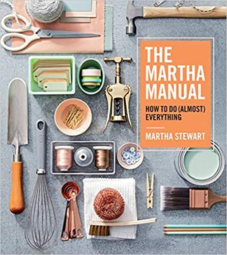 TNDC Holiday Gift Guide - Martha Stewart How To Do Everything Book(
