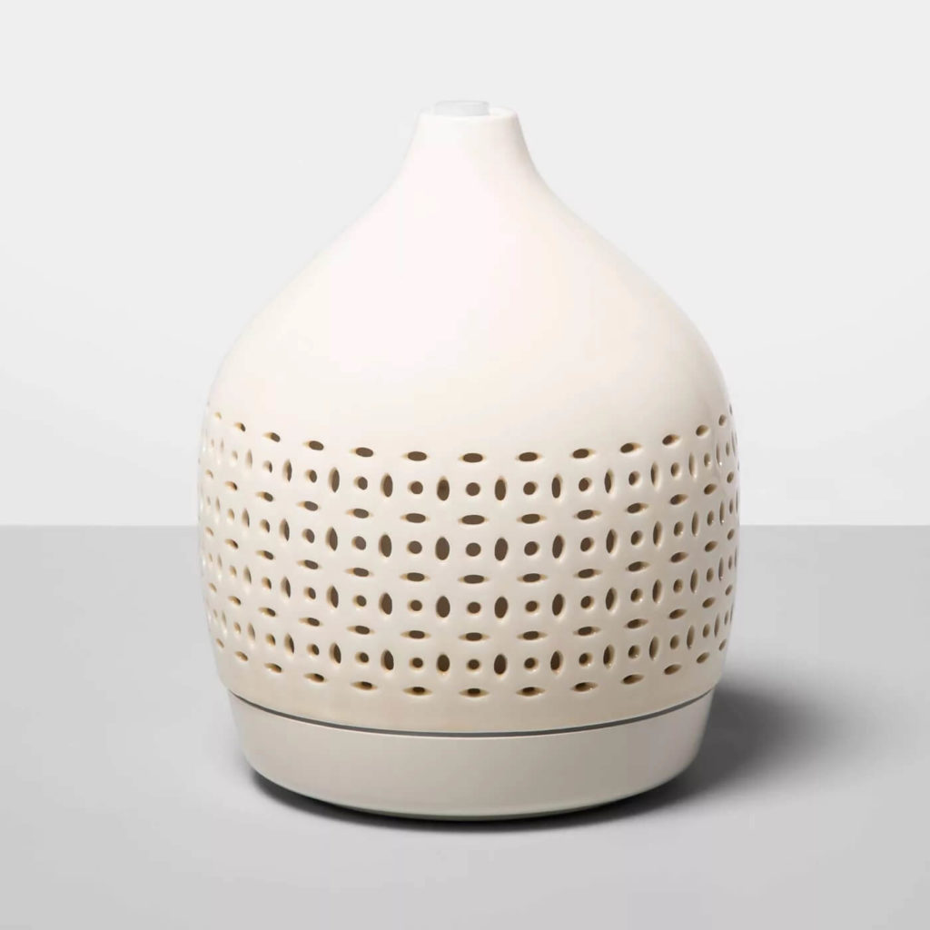 TNDC Holiday Gift Guide - Modern White Essential Oil Diffuser